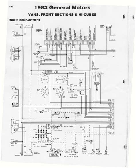 Fleetwood Pace Arrow Battery Wiring Diagram by 1983 Fleetwood Pace Arrow Owners Manuals 1983 General