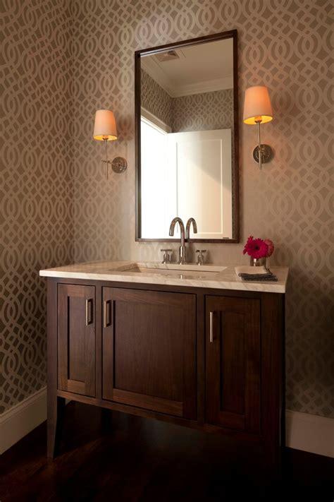 Powder room vanity powder room transitional with bathroom