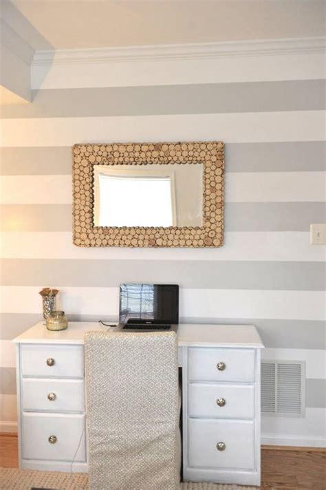 paint stripes on wall ideas