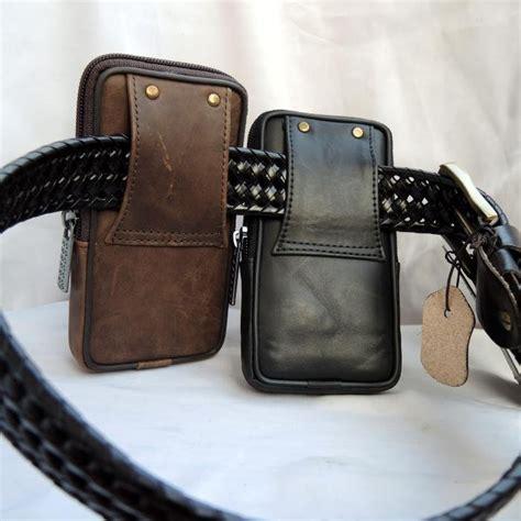 Cover Sarung Hp Kulit Sapi jual beli sarung handphone kulit asli tas hp 5 inch