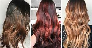 Ombré Hair Chatain : tendance coloration quel ombr choisir selon sa couleur ~ Dallasstarsshop.com Idées de Décoration
