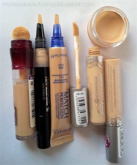 drugstore concealers favourites   good  matejas beauty blog