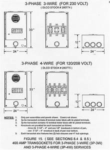 400 Amp Wire Size