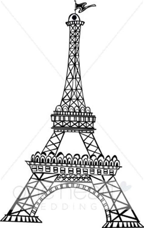 eiffel tower clipart honeymoon clipart