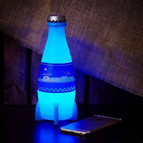 fallout nuka cola quantum led mood light gadgetsin