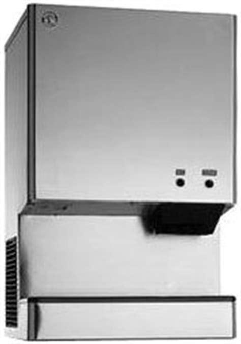 Hoshizaki DCM-300BAH | 321 Lbs Ice/24Hr Cubelet Ice