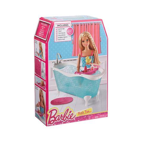 Barbie Bath Fun Set 700 Hamleys For Toys And Games