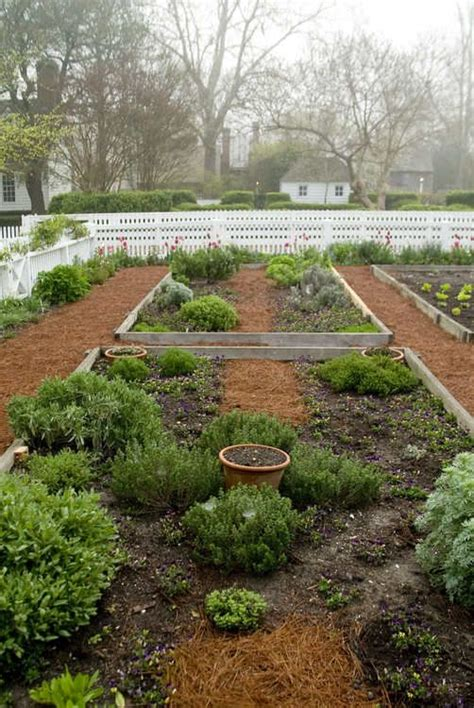 178 Best Colonial Williamsburg Gardens Images On Pinterest