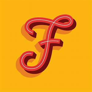 Letter F Free Vector Art - (3959 Free Downloads)