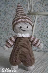 Free Crochet Patterns Baby Doll Toys