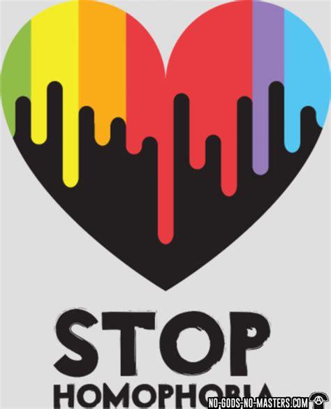 stop homophobia feminist  shirt  gods  masters