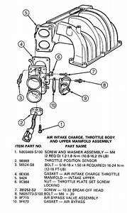 1992 Ford F150 Throttle Body Diagram
