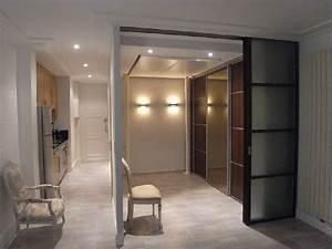 Lit Escamotable Plafond : lit relevable au plafond ~ Premium-room.com Idées de Décoration