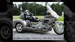2006 Honda Goldwing Gl1800 California Sidecar Cobraxl Trike At Hual U0026 39 S
