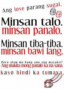 Tagalog Love Qu... Tagalog English Quotes