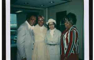 Rosa Parks Family