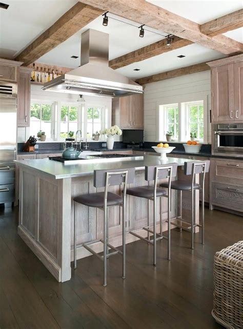 white washed oak kitchen cabinets white washed oak kitchen