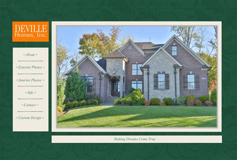 house builder homes inc louisville custom home builder
