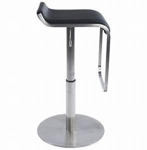 Repose Pied Design : tabouret design avec repose pieds modena ~ Teatrodelosmanantiales.com Idées de Décoration