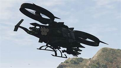 Avatar Scorpion Gunship Helicopters Afatar Gta Vehicles