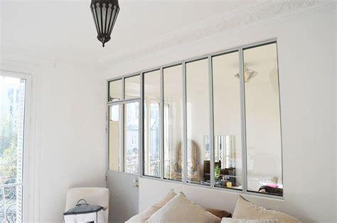 cloison vitree cuisine salon superbe cloison vitree cuisine salon 2 verri232re