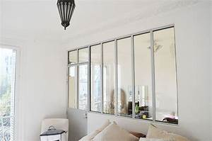 cloison vitree cuisine salon kirafes With cloison vitree cuisine salon