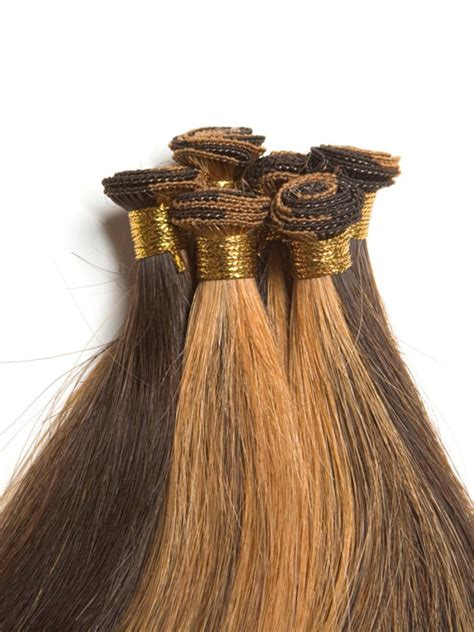 wig pro   silky straight hand tied human hair extensions