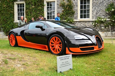 Bugatti Displayed 9,404 Horsepower At The 2017 Goodwood