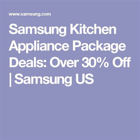 Kitchen Appliance Package Deals Toronto by Best 25 Kitchen Appliance Package Deals Ideas On