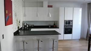 idee cuisine en u le plan du0027une petite cuisine With idee deco cuisine avec modele cuisine en u