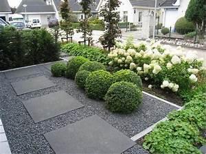Vorgärten Modern Gestalten : vorgarten garten stein busch pflanzen modern blumen gartenweg sch ne vorg rten pinterest ~ Yasmunasinghe.com Haus und Dekorationen