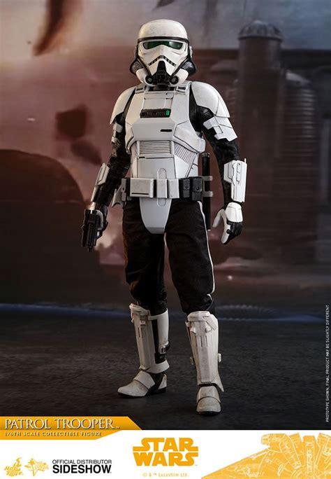 star wars solo patrol trooper  scale