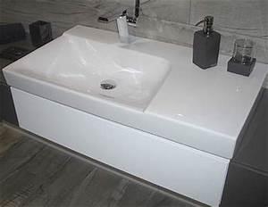 Waschbecken Mit Ablage : suchergebnis f r 39 waschbecken mit unterschrank ardino ~ Lizthompson.info Haus und Dekorationen