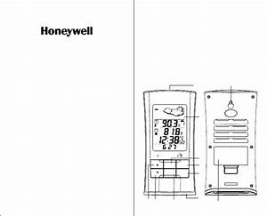 Honeywell Thermometer Te329elw User Guide