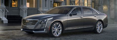 Ct Cadillac Dealers by 2018 Cadillac Ct6 Exterior Color Options