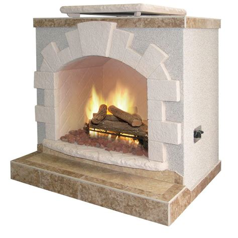 home depot gas fireplace outdoor fireplaces outdoor heating the home depot