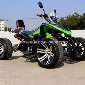 Petrol Powerful Road Legal Kawasaki Racing Quad 350cc Atv