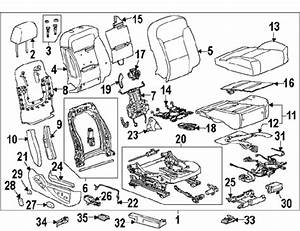 95 Gmc Sierra Seat Diagram