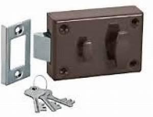 Godrej 7 Lever Night Latch - Outside Opening Lock - Buy ...