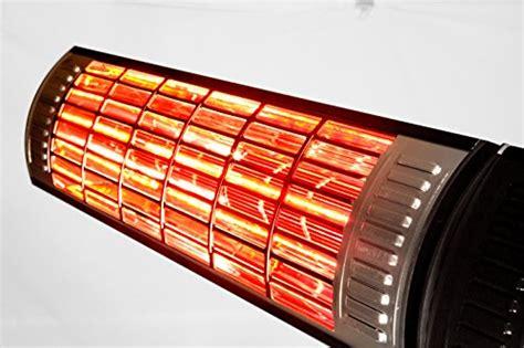 infrared outdoor heater amazon 1500 watt infrared wall mount heater indoor outdoor