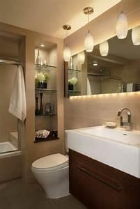 Le Miroir Salle De Bain Lment Cl De La Dcoration