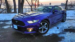 2015 Ford Mustang V6 Test Drive Review