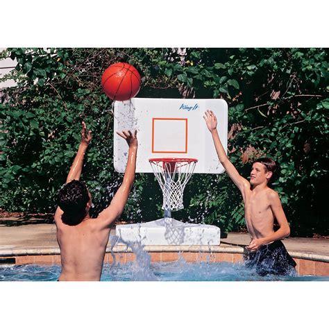 Wingit Inground Swimming Pool Basketball Hoop Swimming