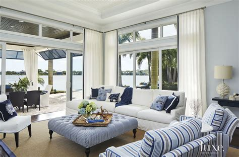 Beautiful Rooms Blue And White by White And Blue Living Room Zion