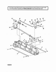 Craftsman 10 U0026quot  Radial Arm Saw Parts