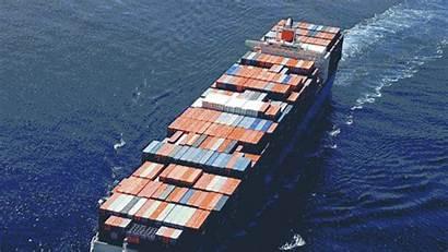 Container Ship Vessel Cargo Ocean Shipping Teu