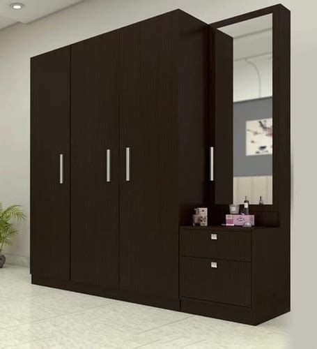 3 Foot Wide Wardrobe by Pre Laminated Particle Board Wardrobes At Rs 700 Square