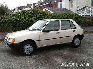 For Sale  U2013 Peugeot 205 Gl 5 Door Super Low Mileage 17000 Mile  1988