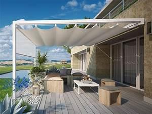 Plane Für Terrassenüberdachung : onda anbau terrassen berdachung by giulio barbieri ~ Frokenaadalensverden.com Haus und Dekorationen