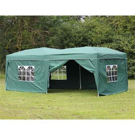 palm springs pop  canopy gazebo party tent   side walls  ebay